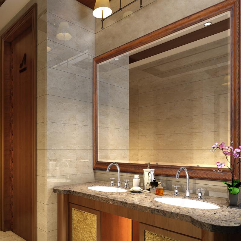 Зеркало в ванную комнату Babbucci аксессуары в ванную комнату ua