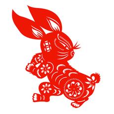 украшение из бумаги Xun Mei 2/12