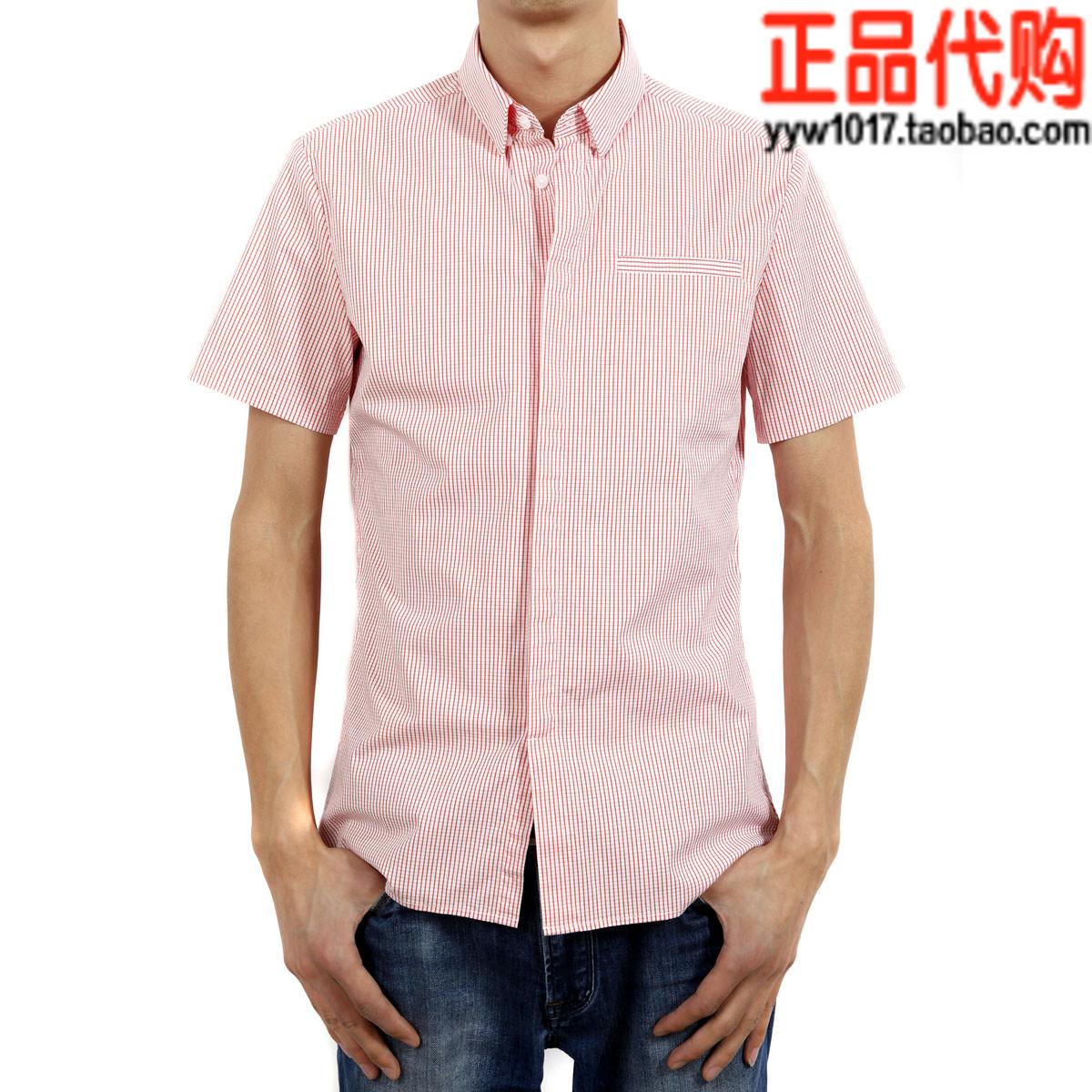 Рубашка мужская Calvin Klein 4asw112 2015 CK Jeans 990