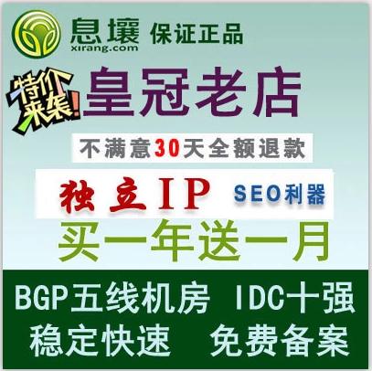 Виртуальный сервер   IP Asp/php 300M виртуальный сервер