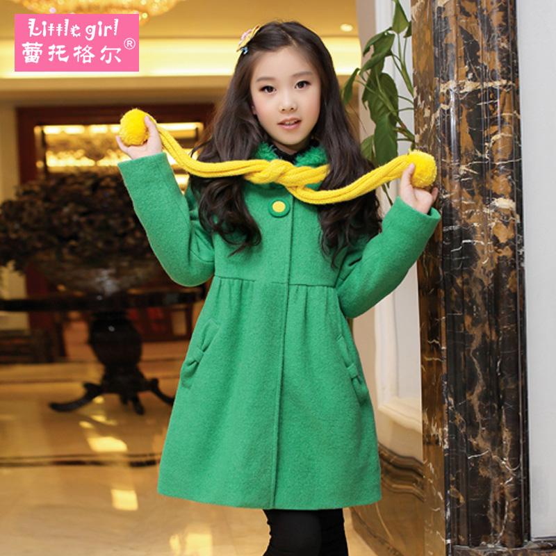 Пальто для девочки из драпа сшить 173
