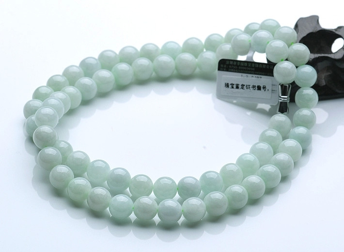 ожерелье Strong arts Jadeite jade 61284050765