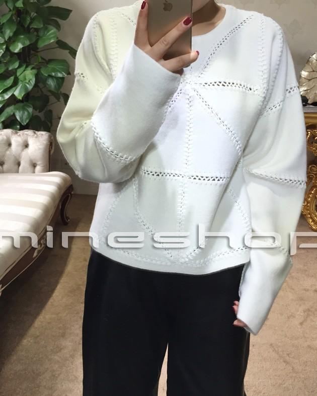 Белые свитера женские доставка