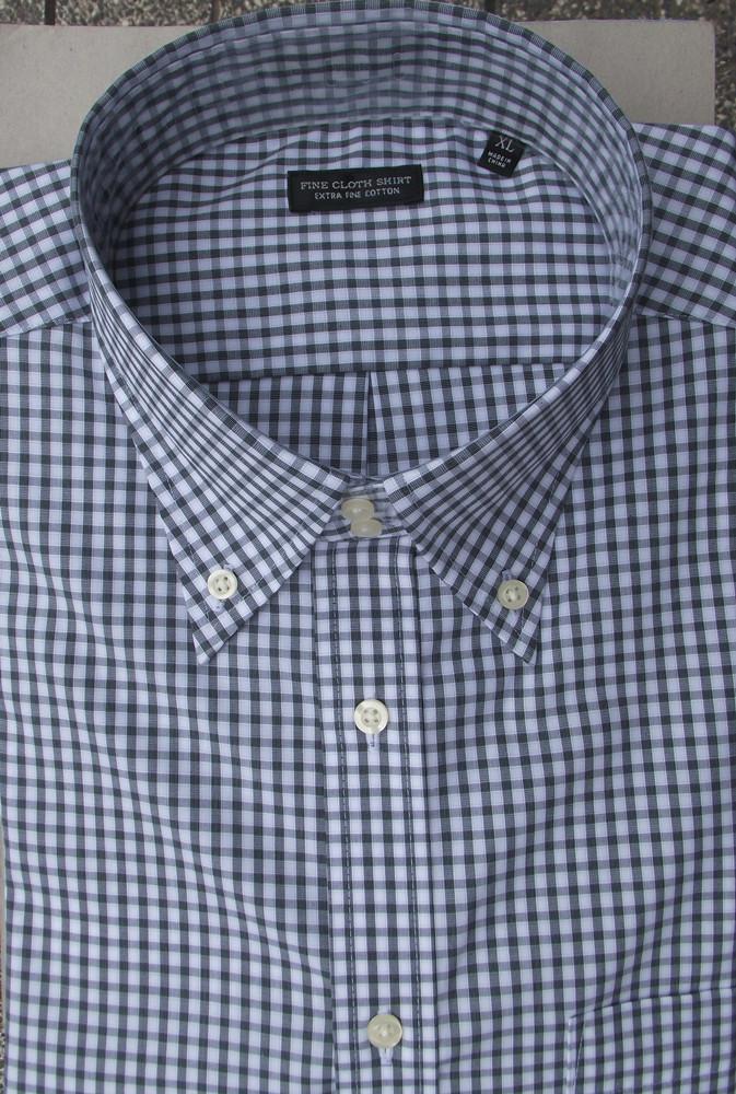 Рубашка мужская Uniqlo 068814