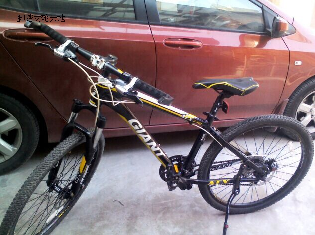 Горный велосипед Of Giant  Giant ATX770 27 9.5