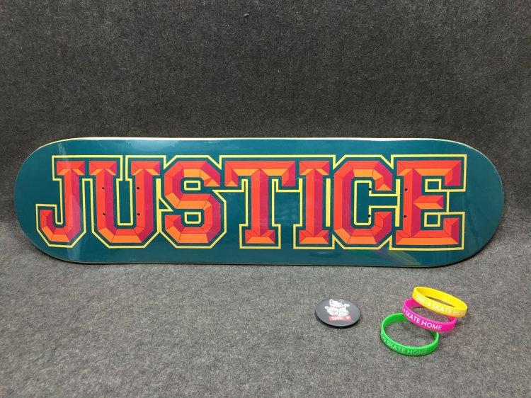 Скейтборд JUSTICE