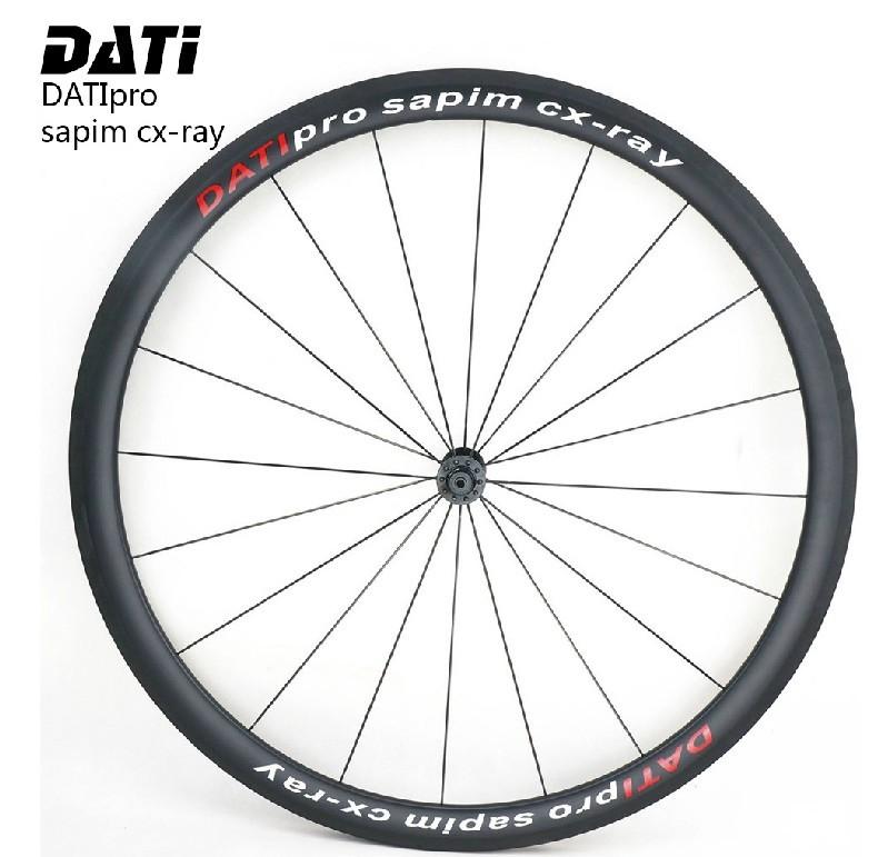 Велосипедные колеса Horse brand  DATIpro Sapim Cx-ray 1235g Bora