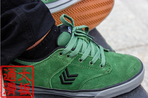 кроссовки 323  Vox Lakai Dvs three 100ml
