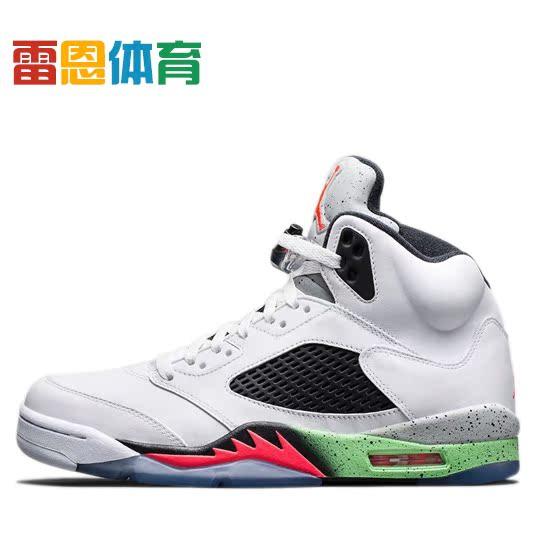 баскетбольные кроссовки Air jordan Space Jam AJ5 136027-440888-115 детские кроссовки jordan air incline bt