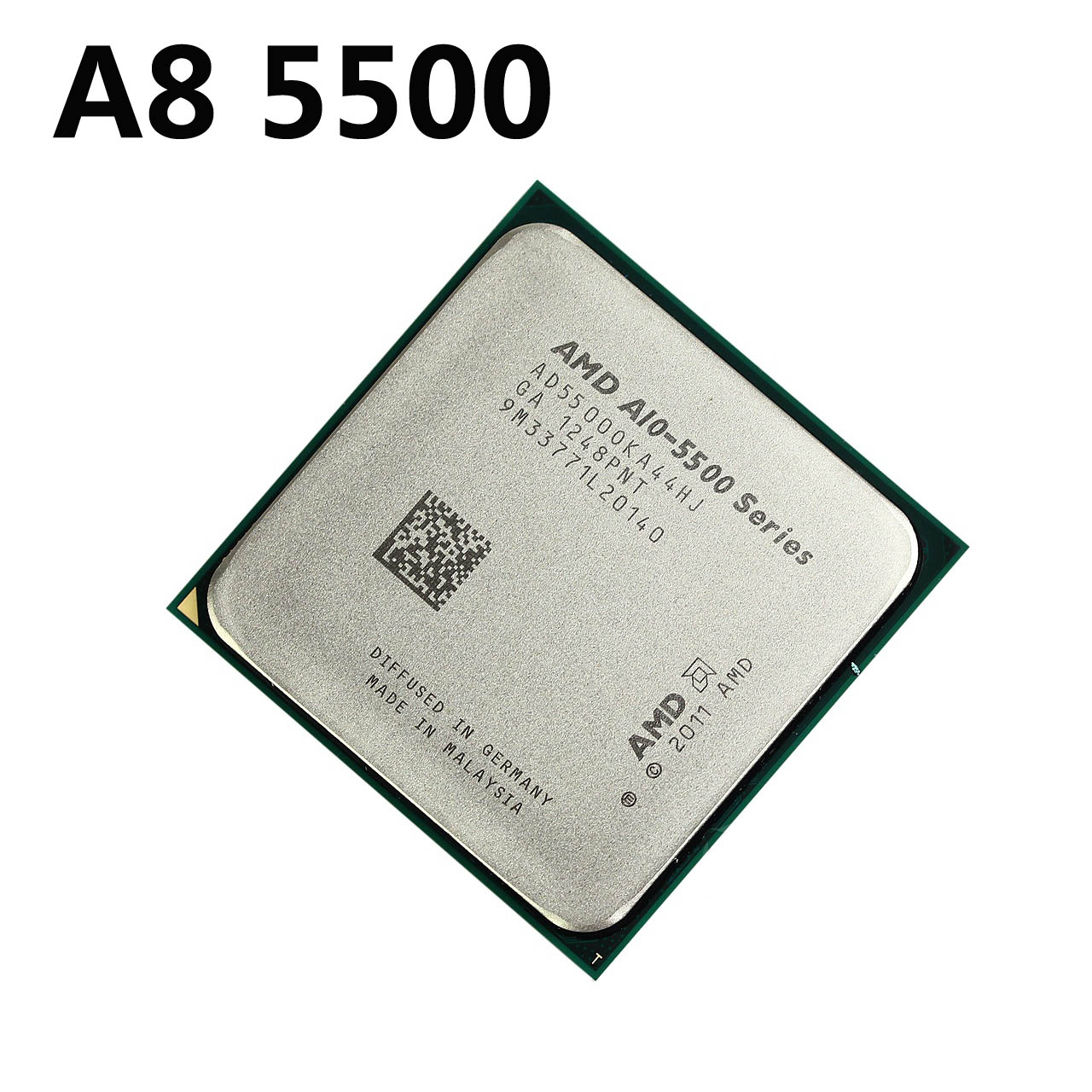 Процессор Amd A8-5500 CPU Apu CPU 65W free shipping amd a8 3870k fm1 3 0ghz 4mb 100w cpu processor fm1 scrattered pieces a8 3870 apu integrated graphics 3870