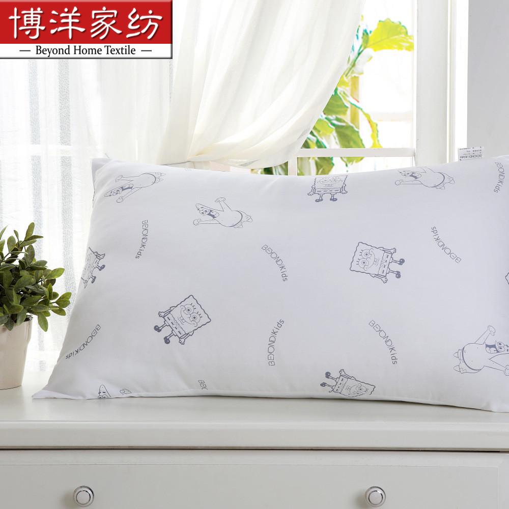 博洋海绵宝宝纤丝枕HW30104102