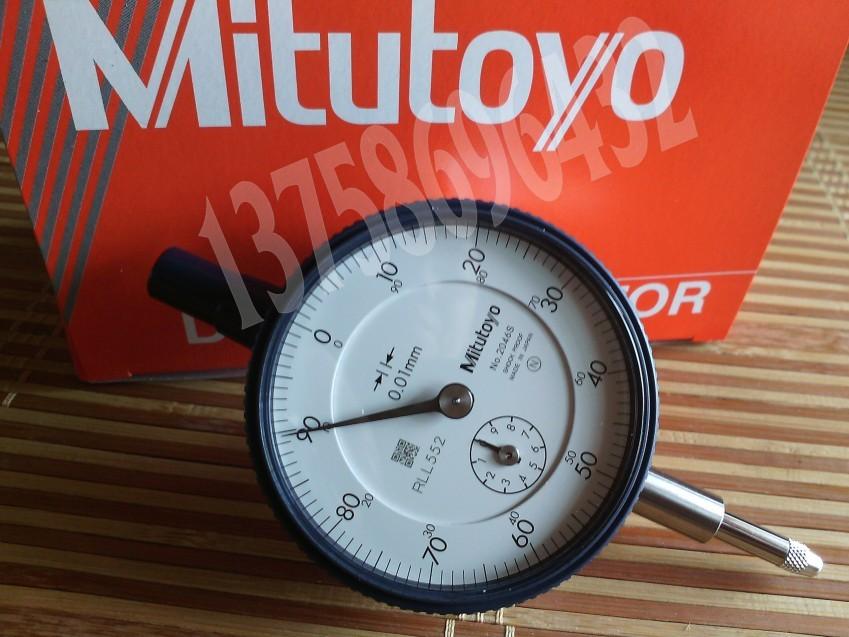 циферблатный индикатор Mitutoyo0-10 0.01mm циферблатный индикатор links 0 1mm 0 001mm8