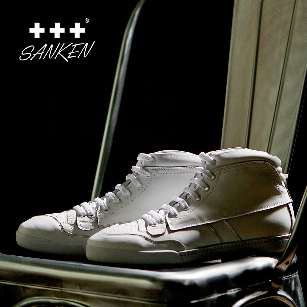 все цены на Ботинки мужские Sanken 5218 онлайн