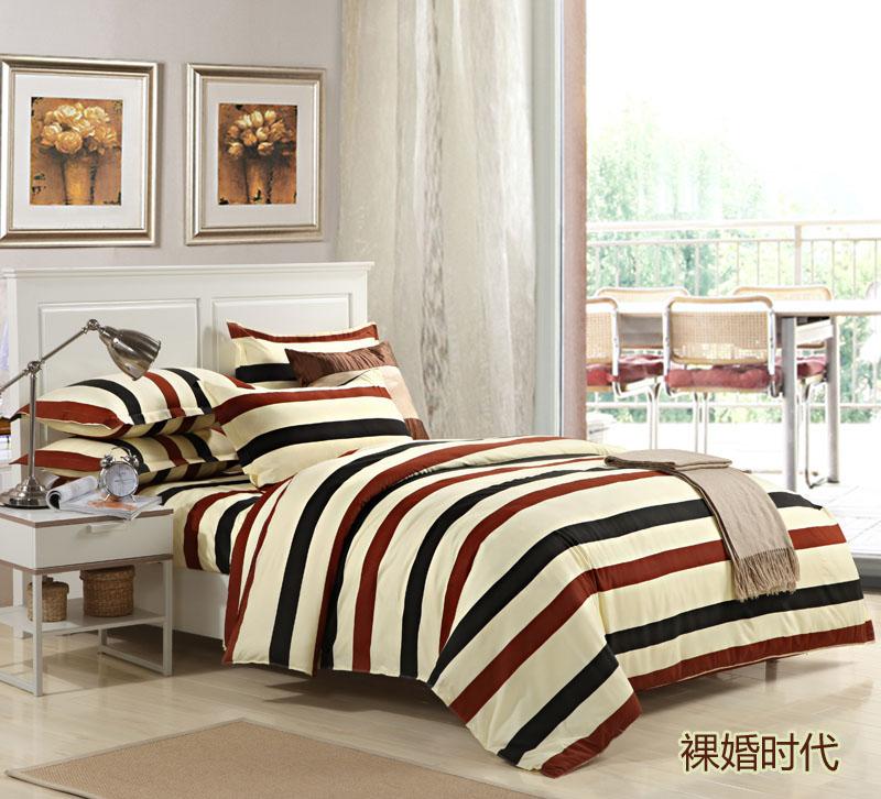 Комплект постельного белья Jie fu Yi