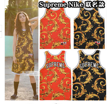 Безрукавка Supreme Basketball Jersey Shorts 14SS supreme democracy