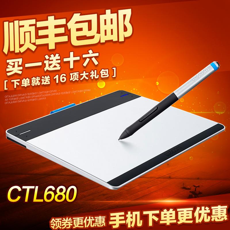 Планшет WACOM Ctl680 Intuos CTL-680 и корона wacom ctl 690 w0 планшет планшет белый