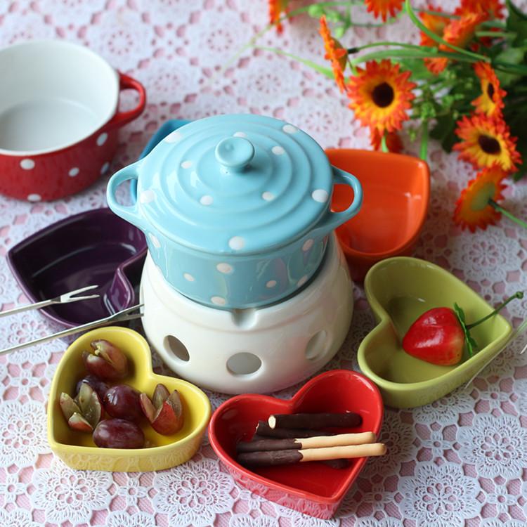 Набор сковородок Chao yun 220 сотейники фондю chao yun