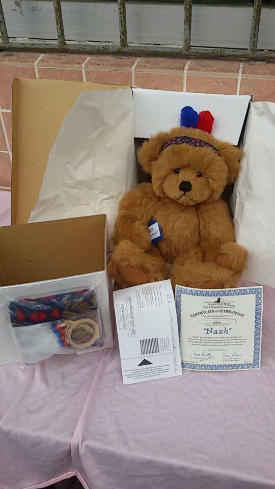 Мягкая игрушка Teddy Bear Steiff мягкая игрушка steiff paddington bear