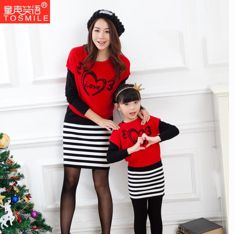Семейные футболки Tong Shen Xiao Yu No.tx6022 2014