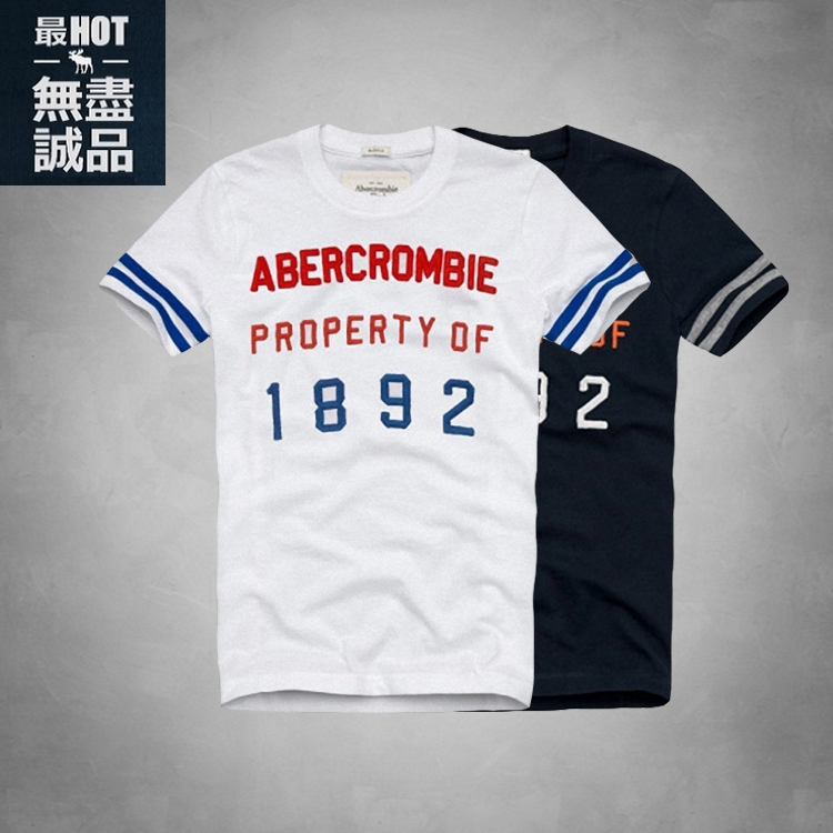 Футболка мужская Abercrombie & fitch  Abercrombie Fitch AF TEE цена