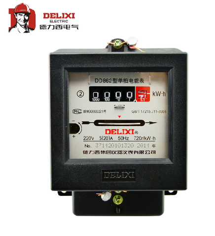 Амперметр Delixi electric dd862 выключатель delixi cd300 86