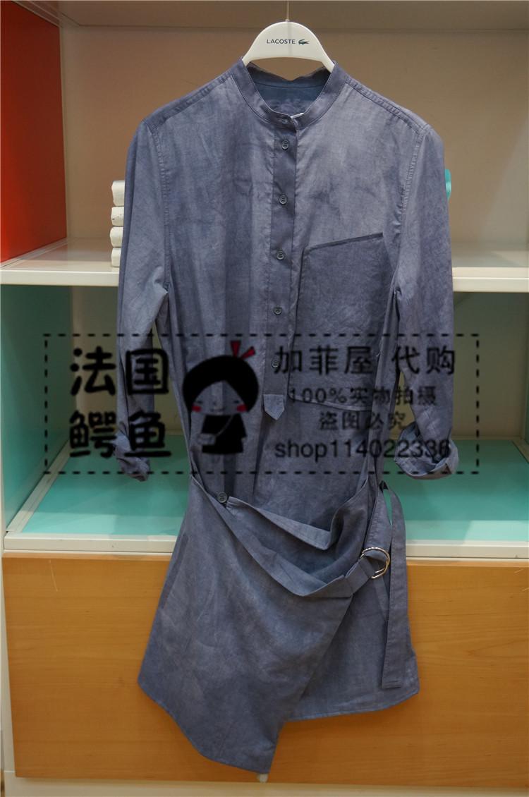 все цены на Женское платье Lacoste ef1025zahi1 15 EF1025-ZAH-I1 онлайн