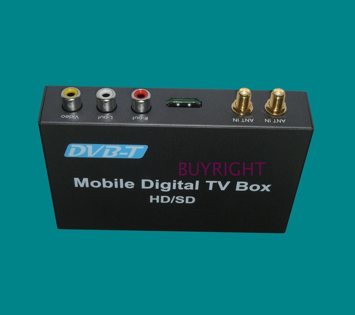 Автомобильные телевизоры Mdh  Car HD DVB-T телевизоры