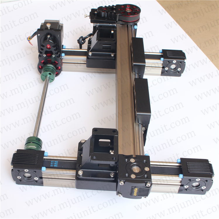 Запчасти Mjunit Linear Guide Way-Linear Rail Linear Shaft, Linear Rail gx155 150 1605 sliding table effective stroke 600mm guide rail xyz axis linear motion 1pc nema 23 stepper motor double block
