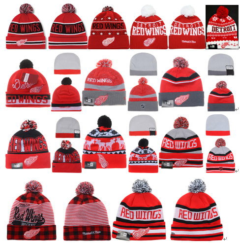 Головной убор NHL Detroit Red Wings сумка на ремне nhl red wings цвет черный 3 5 л 58017 page 8