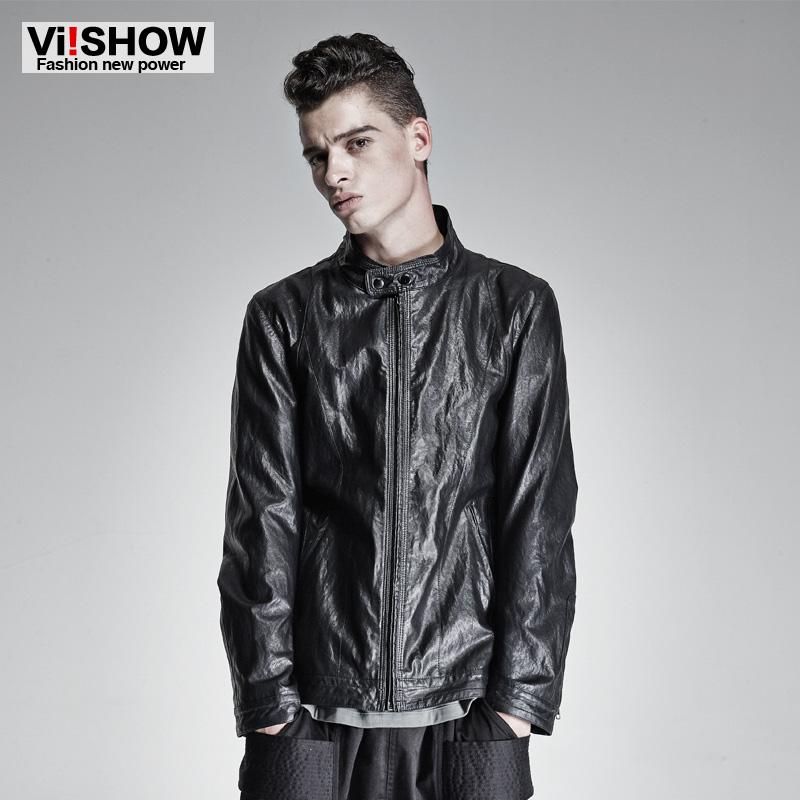Одежда из кожи VIISHOW dc01746 Viishow2015 PU одежда из кожи viishow dc01546 258viishow