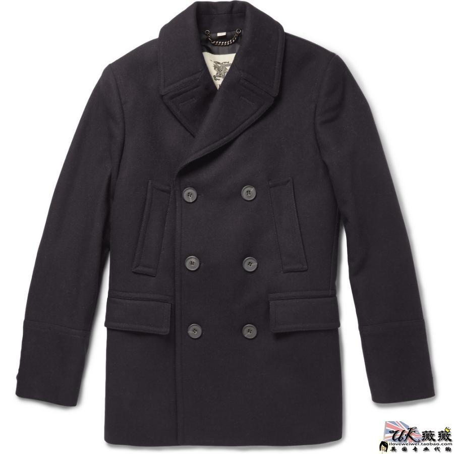 Пальто мужское Burberry