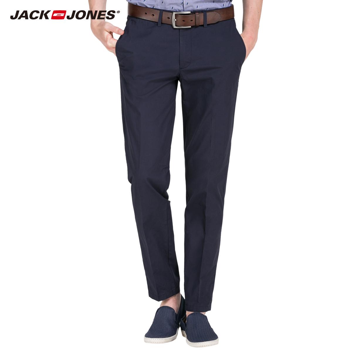 цена  Повседневные брюки Jack Jones 215214018 JackJones  онлайн в 2017 году