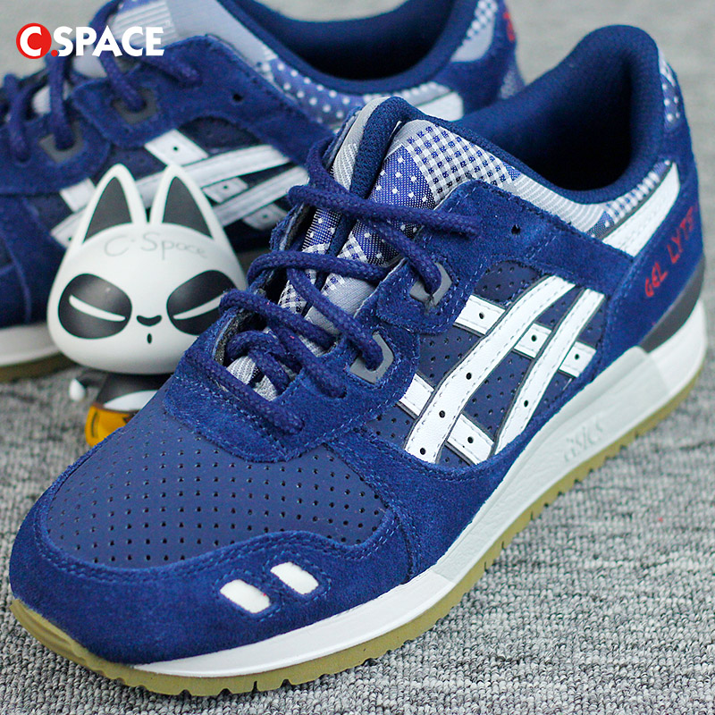 Кроссовки Asics C-Space Gel Lyte III H587L-5001 asics asics court shorts