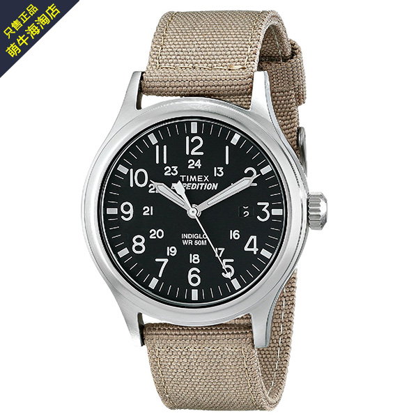 Часы The Timex Timex T49962 Expedition Scout timex t2n598