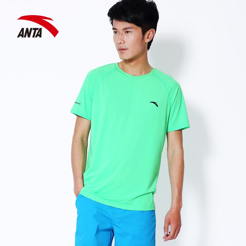 Спортивная футболка Anta  2015 15527140 краска salamander nubuk velours черный