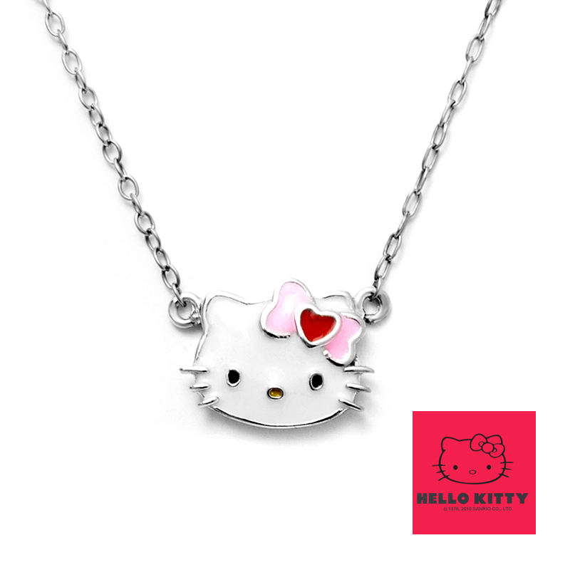 Подвеска Hello kitty hpl1583ns/hk Hellokitty playlab charmmy kitty hello kitty