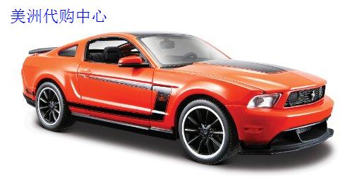 Аксессуары   Maisto Ford Mustang Boss 302 Colors May Vary ford mustang v6 2011