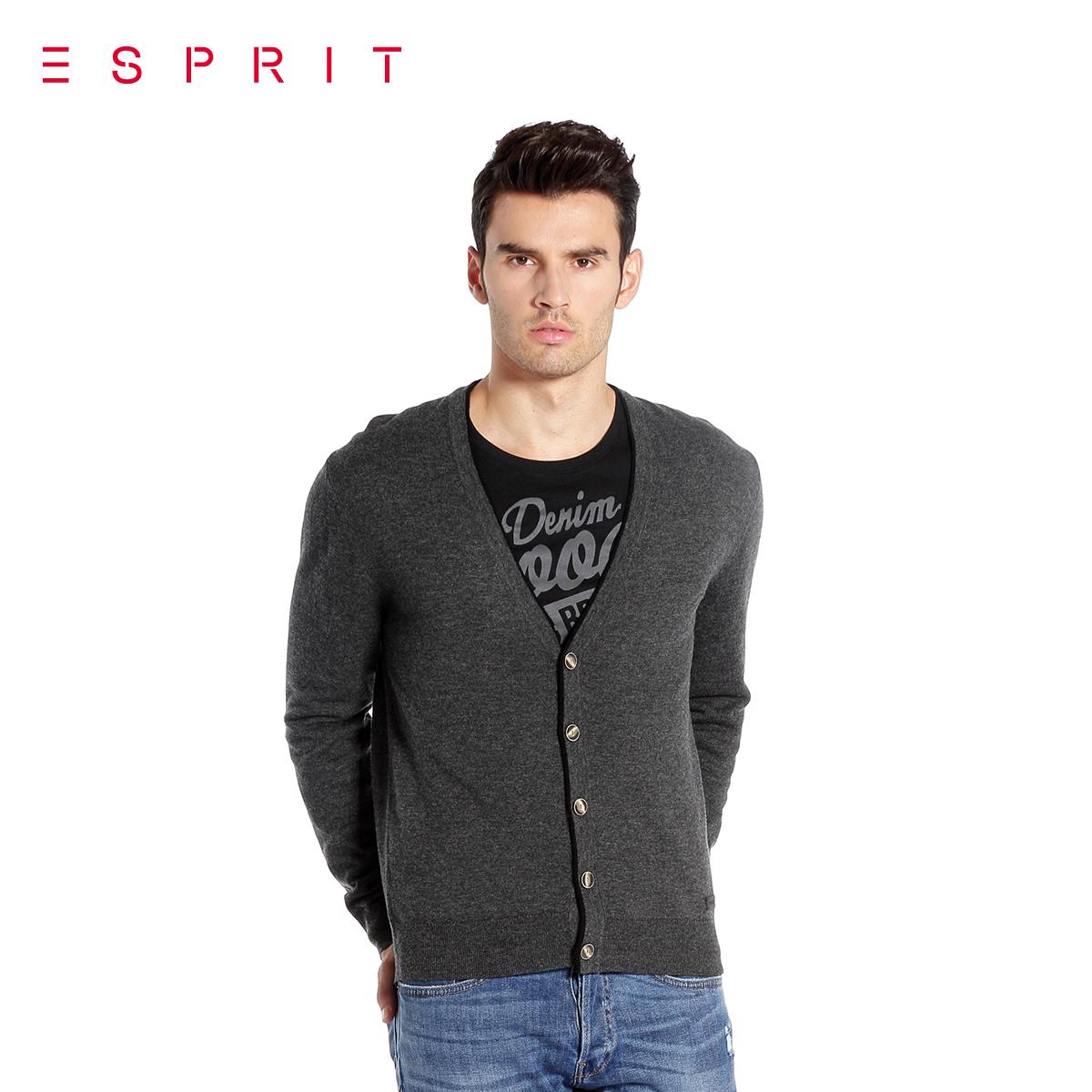 Свитер мужской Esprit iwd0305 -IWD0305O 599 футболка esprit 124eo1k0 124eo1k024c 399