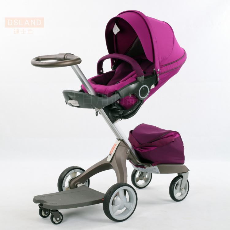 Комплектующие для коляски Dsland  STOKKE комплектующие для коляски baciuzzi pa qi poule white w602814