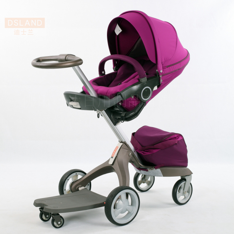 stokke сумка для мамы для коляски stokke Комплектующие для коляски Dsland  STOKKE