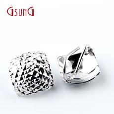 Серьги Gsung ped018 PT950