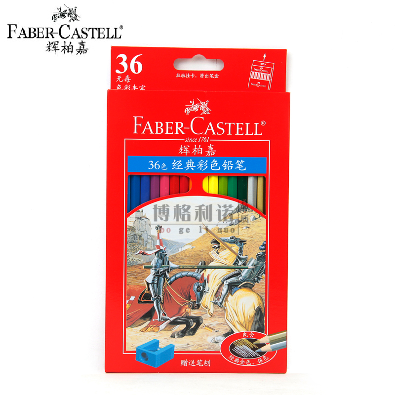 Набор карандашей Faber/Castell CASTELL 36 босоножки faber imperial concubine 20xl006