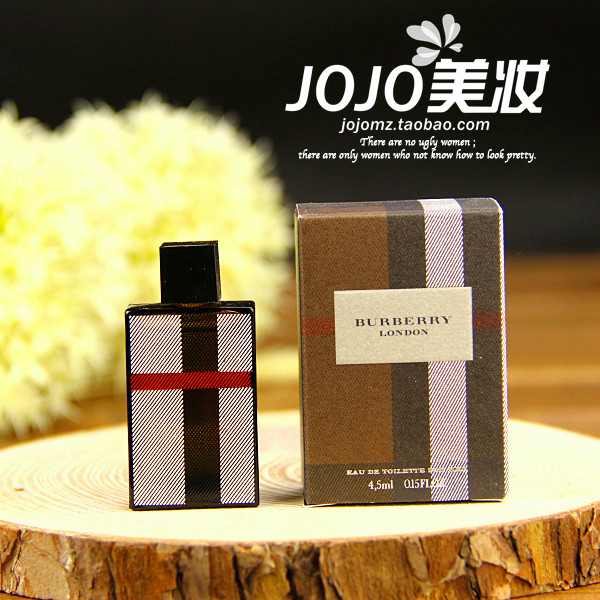 Духи Burberry  4.5ml burberry туалетная вода burberry sport 15 ml