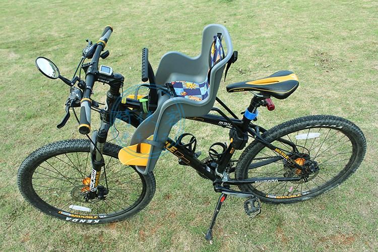 Велосипед на багажник своими руками