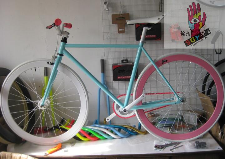 Шоссейный велосипед Sgy