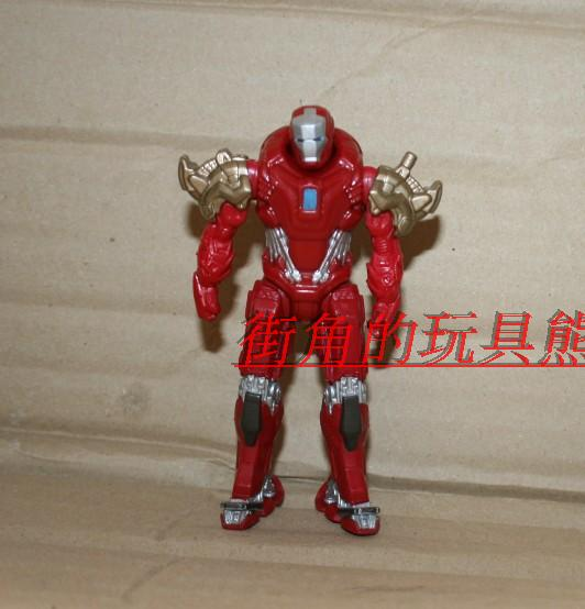 Куклы/ украшения/детали Hasbro MARVEL 3.75 RED SNAPPER IRON MAN MK35 bogesi snapper d08 5