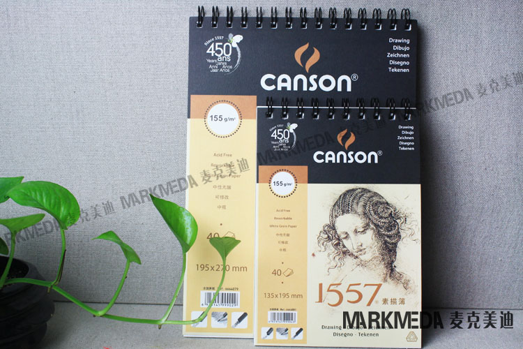 sketchBOOK The French Kang Chung canson 6664079 CANSON 1557 155g 40 16K paris sketchbook jason brooks