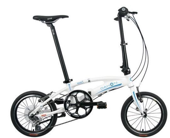 складной велосипед Dahon  SRA683 MP8 велосипед dahon mariner d7 2016