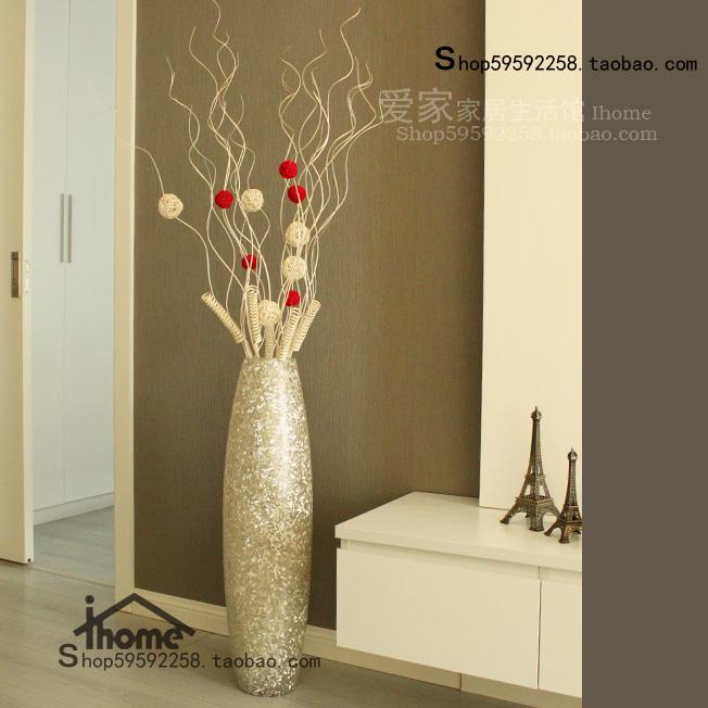 Декоративные цветы своими руками в высокую вазу 100