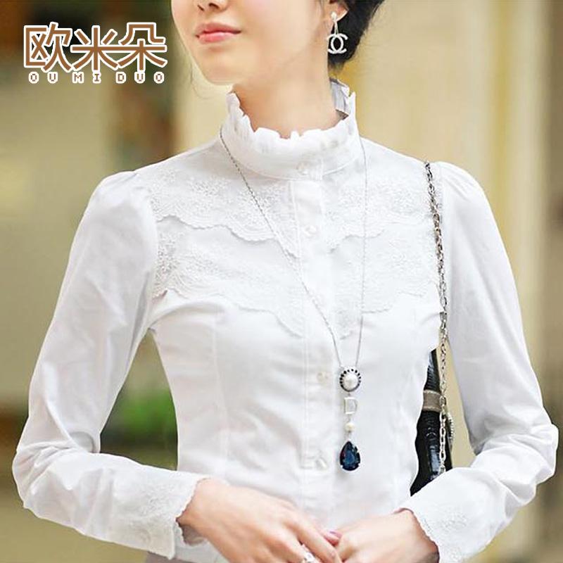 женская рубашка Ou Miduo d651 2015